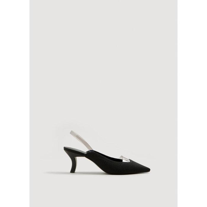 Pas Cher 100% Authentique Site Officiel Pas Cher MANGO Chaussures détail vinyle Acheter Pas Cher Livraison Rapide 6FtE6XTBU