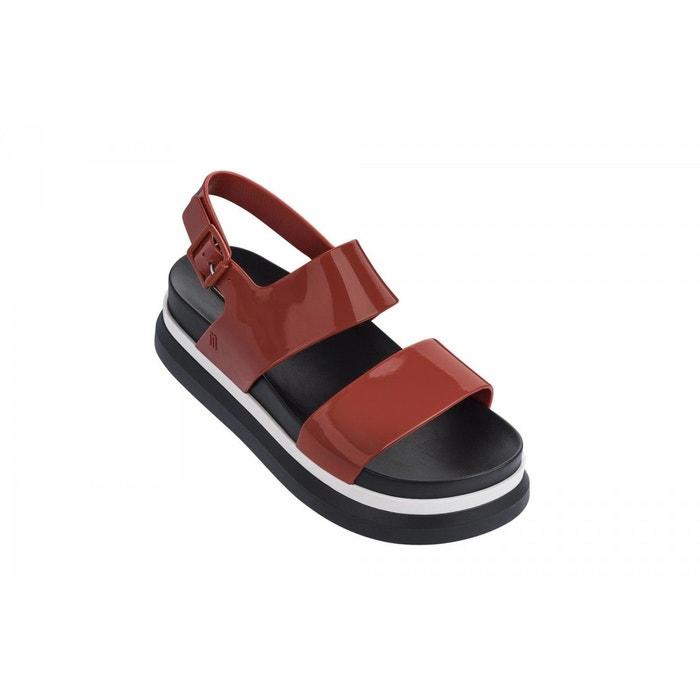 Sandales-melissa rouge Melissa