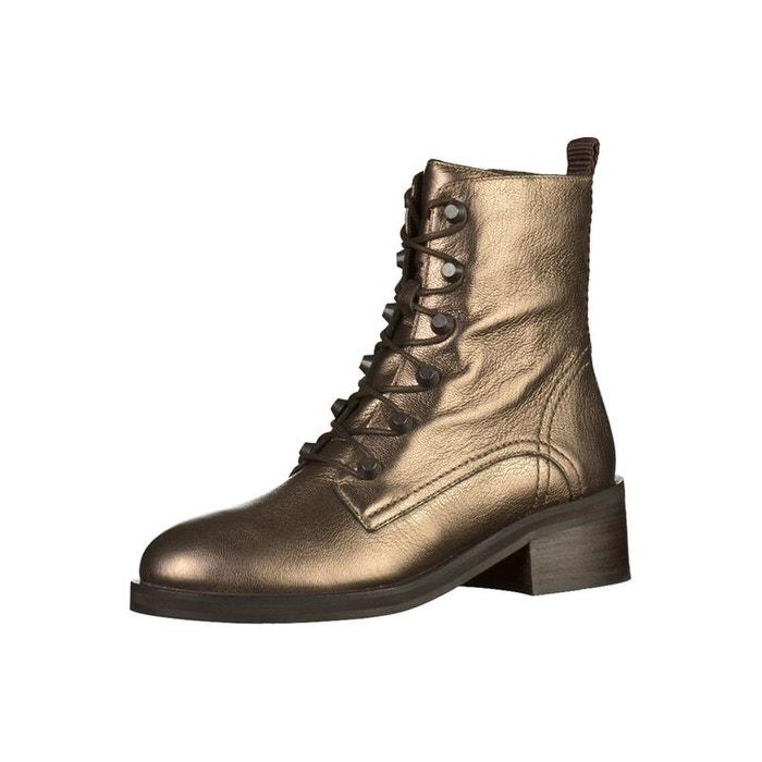 25c57867a97abe Bottines Chaud Martin en Cuir Chaussures Homme Bottes Hommes Boots ...