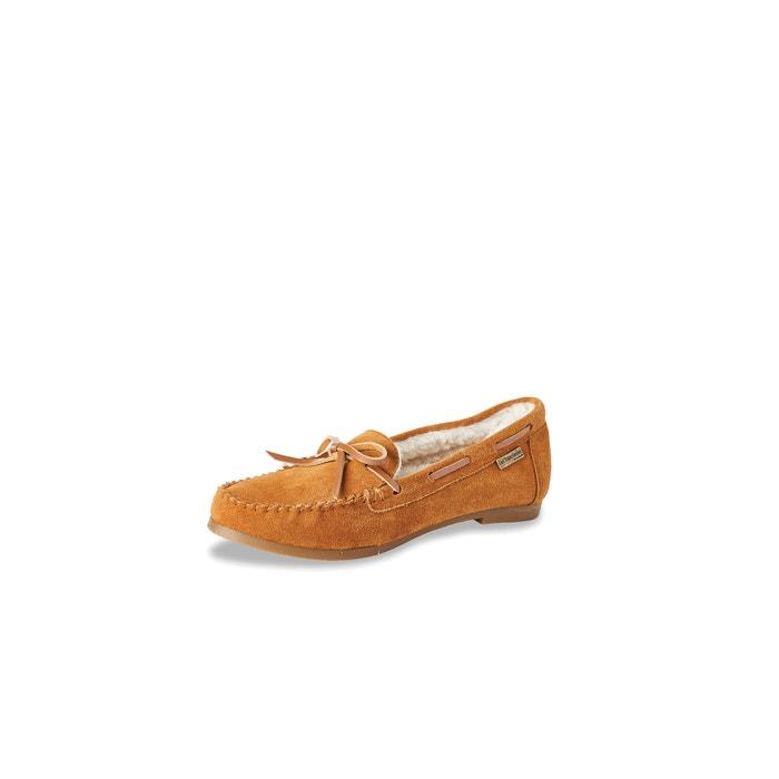 Galway Fur-Lined Leather Loafers  LES TROPEZIENNES PAR M.BELARBI image 0