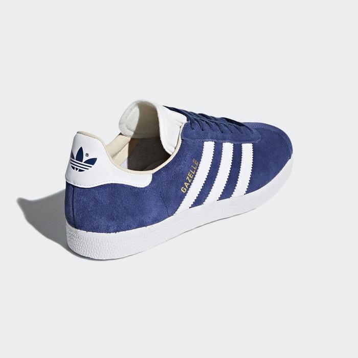 Chaussures adidas gazelle w bleue bleu Adidas Originals