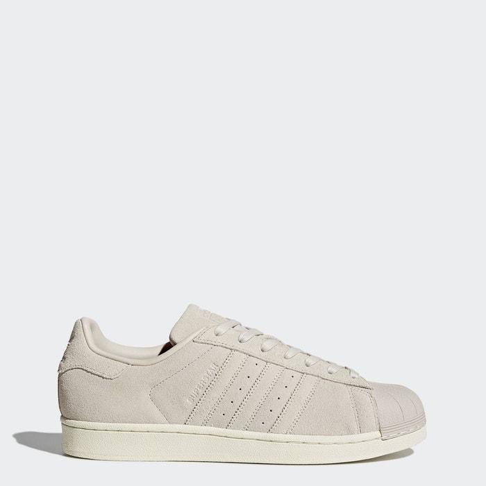 Chaussure superstar marron Adidas Originals