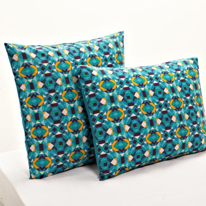 Image Taie d'oreiller imprimée, Lavarelli La Redoute Interieurs