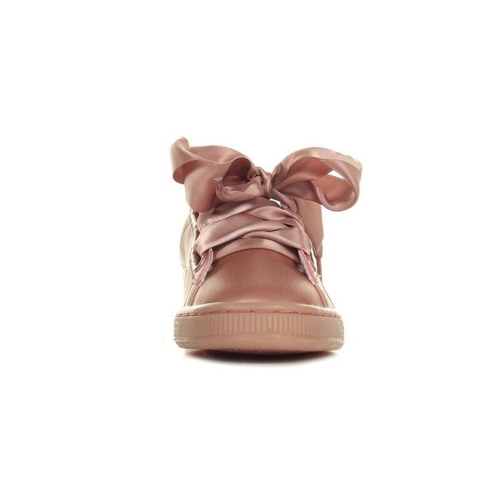 Basket puma heart copper - 365463-01 rose Puma