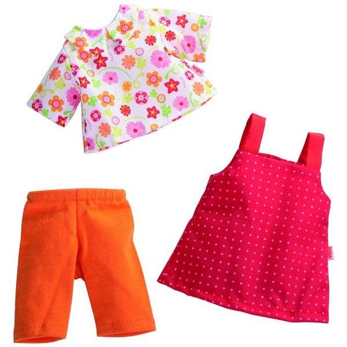 Vêtements pour poupée Haba 30 et 34 cm : Ensemble de vêtements pour Elli HABA