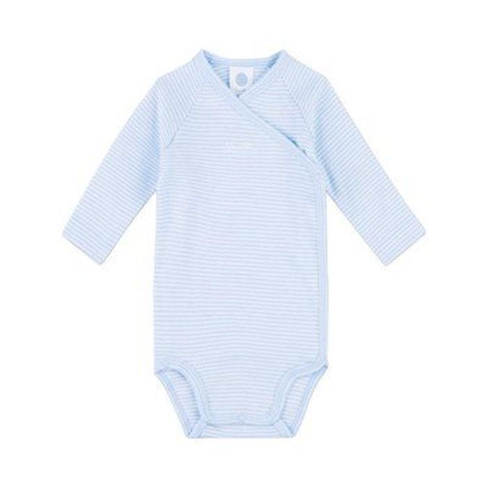 Sanetta body portefeuille rayé à manches longues bébé Sanetta  05d3b3e058d