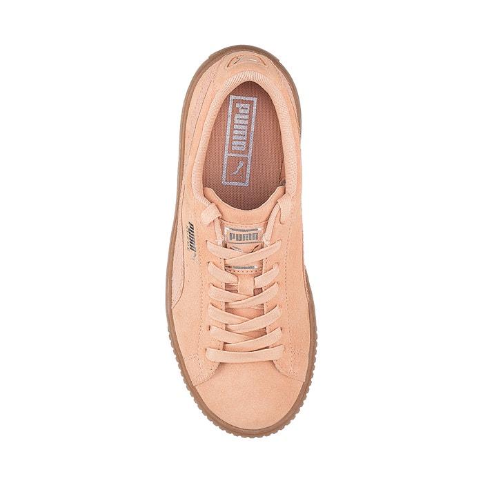 Zapatillas tac a PUMA Animal cu Suede de con Platform 243;n Wn RZO1w7