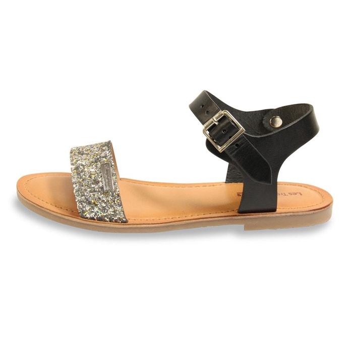 Sandales à paillettes hiliomi Les Tropeziennes Par M Belarbi