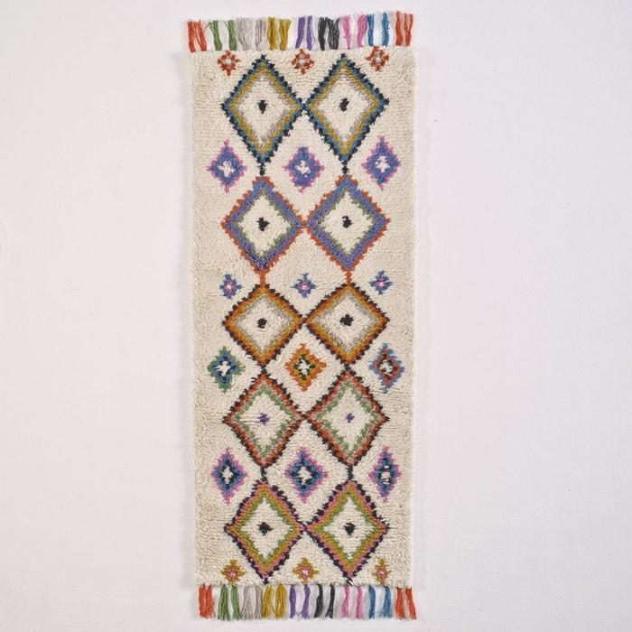 tapis de couloir style berbre ourika la redoute interieurs image 0 - Tapis Couloir