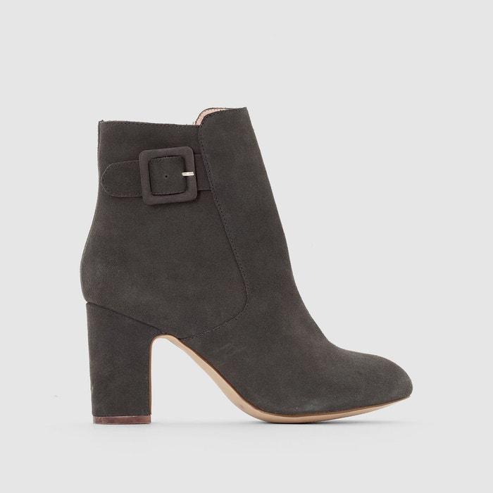 Boots en suedine Mademoiselle R