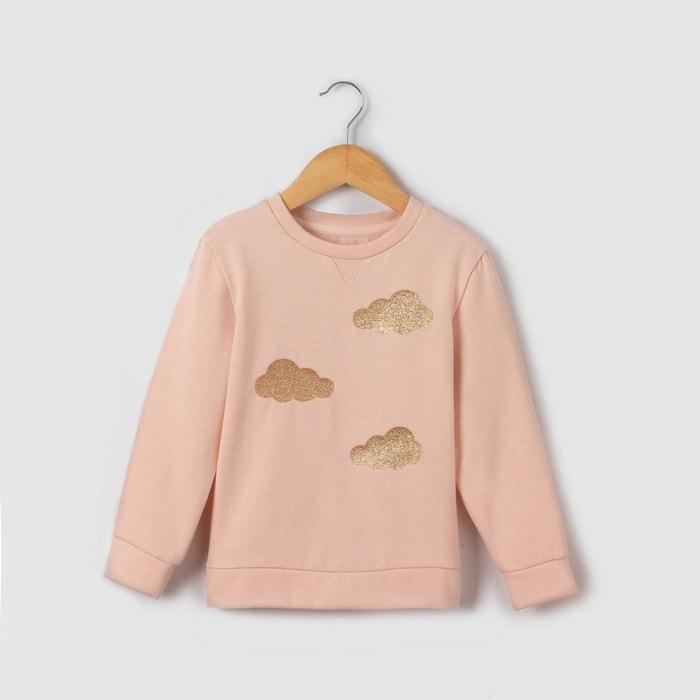 Image Cloud Print Sweatshirt, 3-12 Years R essentiel