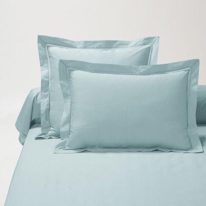 taie percale coton finition jour chelle secret la redoute interieurs la redoute. Black Bedroom Furniture Sets. Home Design Ideas