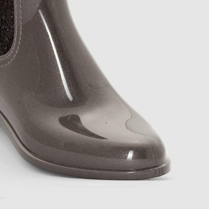 Boots de pluie sardenha gris Lemon Jelly