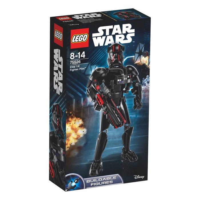 Elite TIE Fighter Pilot 75526  LEGO STAR WARS image 0