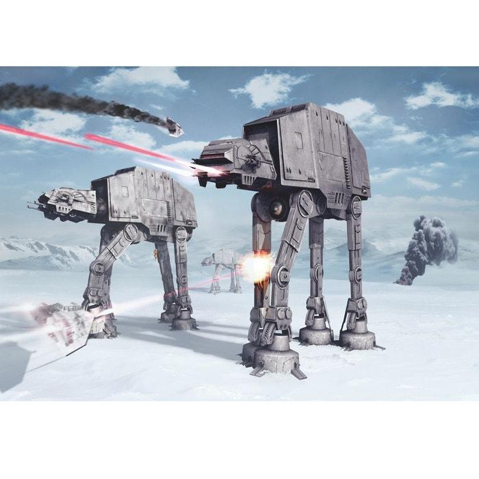 papier peint at at empire contre attaque star wars 254x368. Black Bedroom Furniture Sets. Home Design Ideas