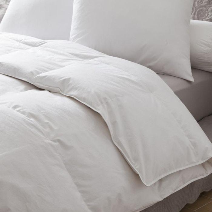 couette duvet canard 30 360g couleur unique tradition des vosges la redoute. Black Bedroom Furniture Sets. Home Design Ideas