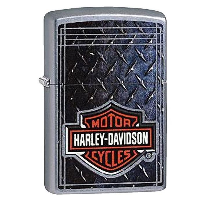 Zippo métal harley davidson couleur unique Cbk | La Redoute Magasin De Vente Pour Pas Cher Vente Fiable Parfait Jeu Vraiment Sortie m9VvK