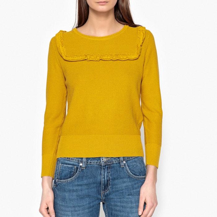 Пуловер из тонкого трикотажа CELESTE  SESSUN image 0