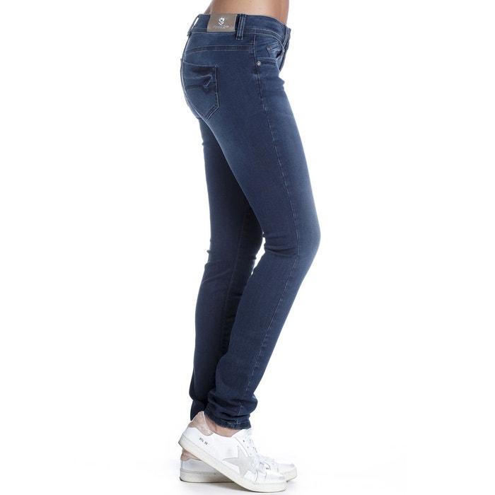 024ffe7711720 Jean skinny taille haute jellyn s-sdm stone blue Freeman T. Porter   La  Redoute