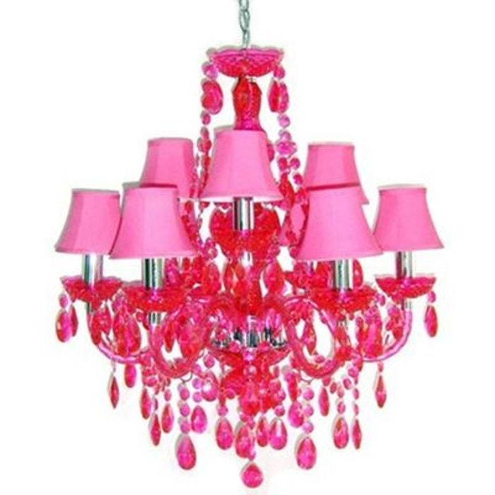 lustre romeo rose muno ro 9t f muno la redoute. Black Bedroom Furniture Sets. Home Design Ideas