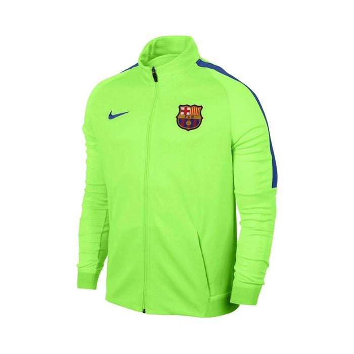 Fc La Veste Dry Redoute Barcelone Squad Vert Nike 4x6qCxn