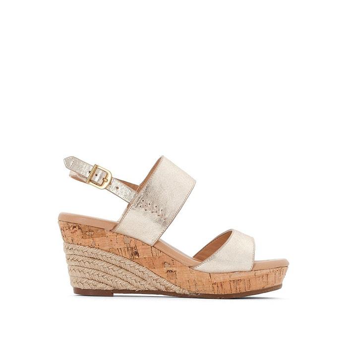 UGG chaussures sandale en cuir
