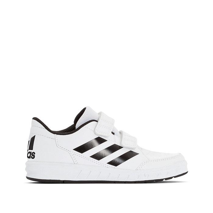 21fcaacf0 Sapatilhas altasport cf k branco preto Adidas Performance