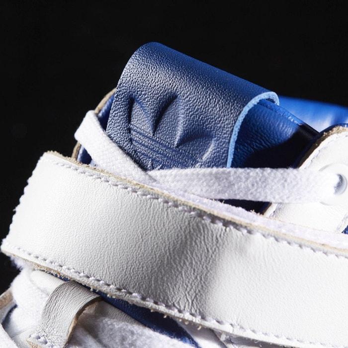 Chaussure forum mid blanc Adidas Originals