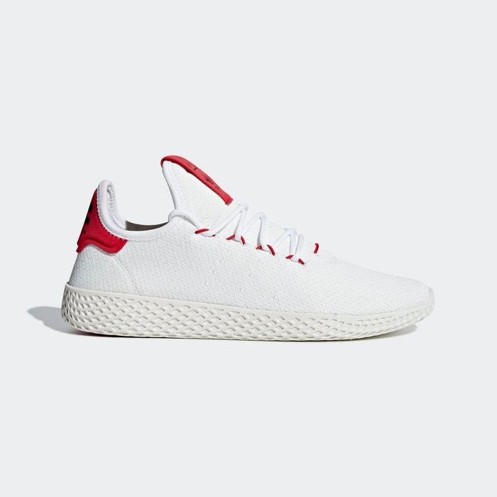 Baskets pharrell williams tennis hu blanc Adidas Originals