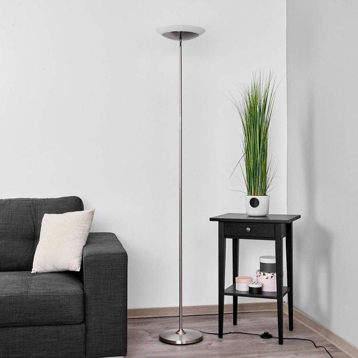 led lampadaire en mtal olivia pour salon salle manger lampenwelt image 0