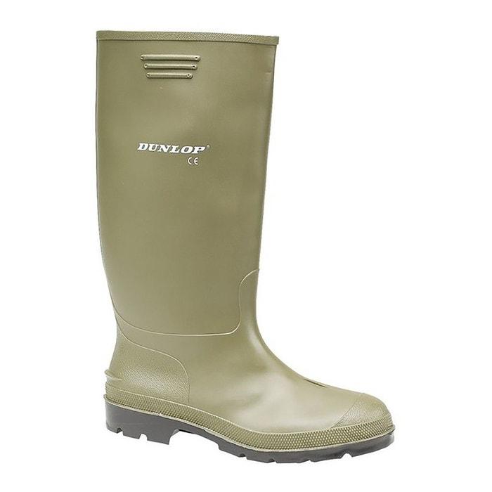 Dunlop pricemastor - bottes - femme (eur 36-39) vert Dunlop