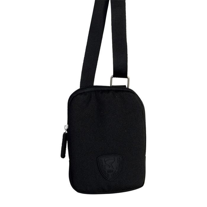 Pochette xs nylon noir Redskins   La Redoute 5f14e017c02