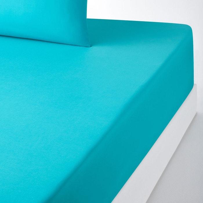 drap housse sp cial matelas pais drap housse en coton 57fils super grand bonnet 40cm sp cial. Black Bedroom Furniture Sets. Home Design Ideas