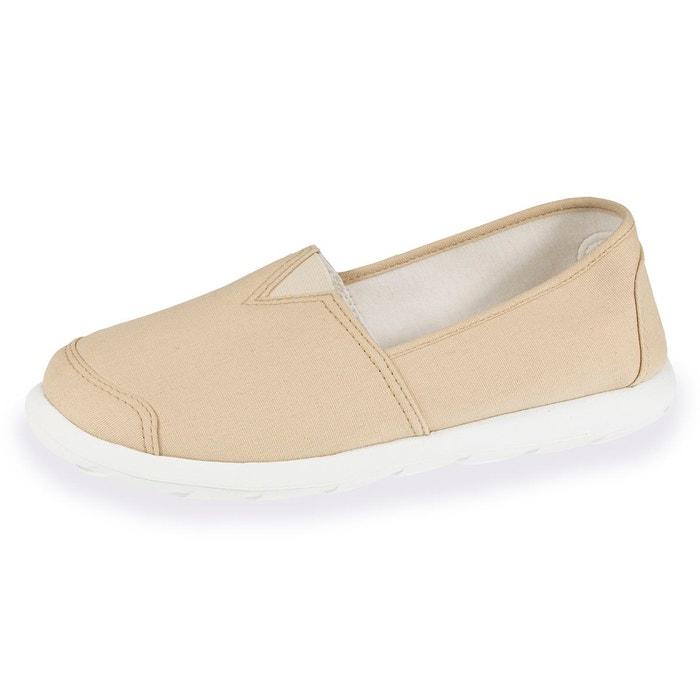 Chaussures en toile homme  Isotoner  La Redoute