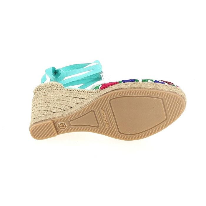Sandales et nu-pieds adige astrid multicolor Adige