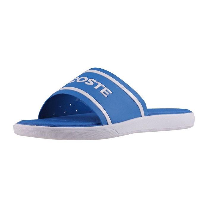 9ed5918fe Sandale lacoste l.30 slide 118 2 caw - 735caw0021221 bleu Lacoste ...