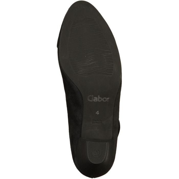 Escarpins noir Gabor