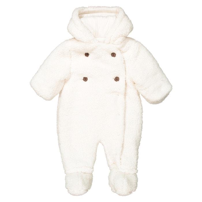3465e4cb3 Faux fur snowsuit