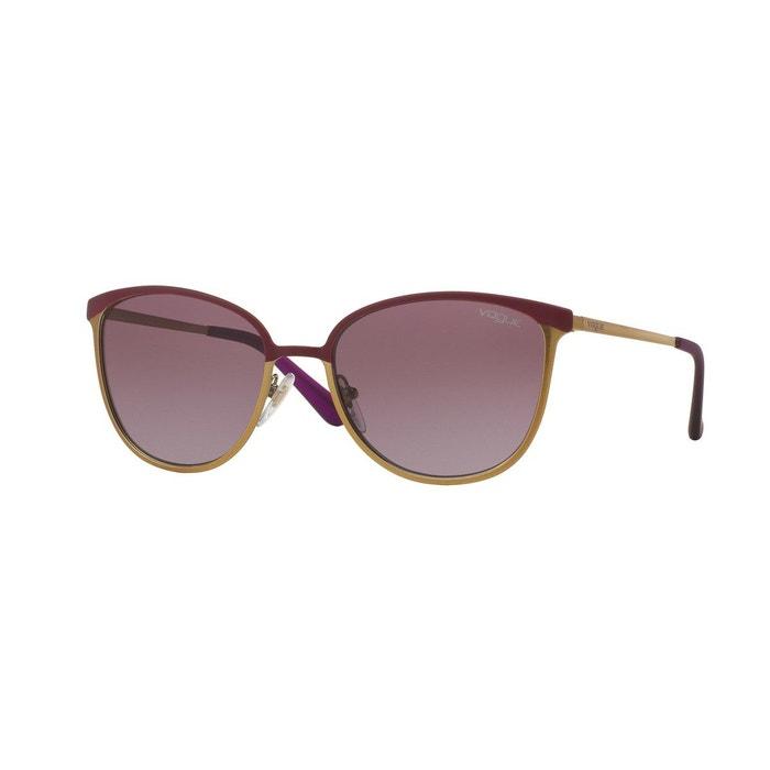 Pas Cher Confortable Lunettes de soleil vo4002s violet Vogue | La Redoute limité xOE38n32