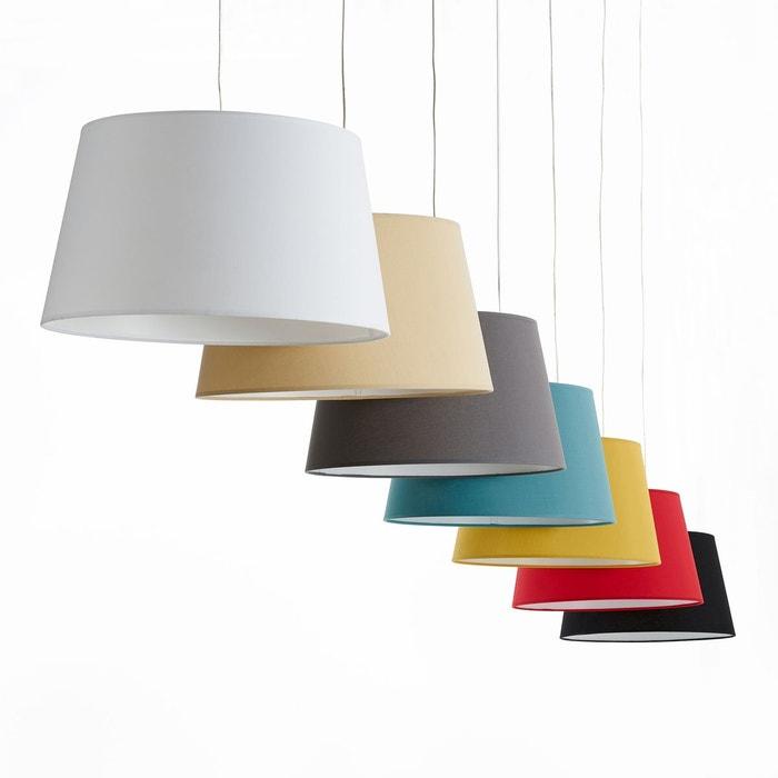 abat jour suspendre forme conique falke la redoute interieurs la redoute. Black Bedroom Furniture Sets. Home Design Ideas