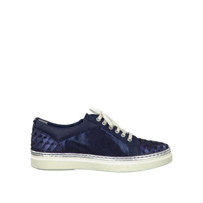 afbeelding Tennisschoenen in leer 23712-28 TAMARIS
