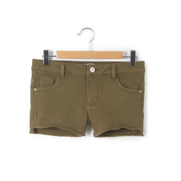 Short cinq poches 10-16 ans La Redoute Collections