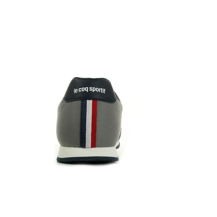 Racerone classic gris, bleu marine, blanc Le Coq Sportif