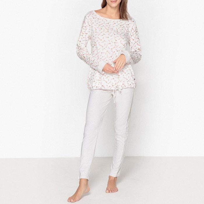 Pyjama coton imprimé plumes  DODO image 0