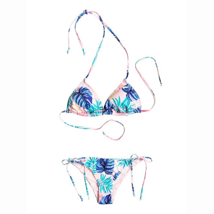 Imagen de Conjunto de 2 prendas Tiki estampado de hojas tropicales ROXY
