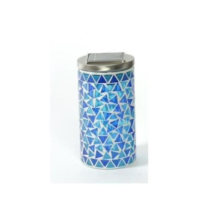 Galix d coration solaire bleu bleu galix la redoute - La redoute decoration ...