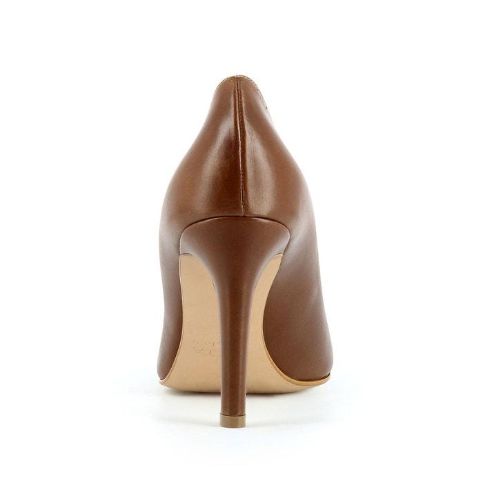 Escarpins femme cognac Evita