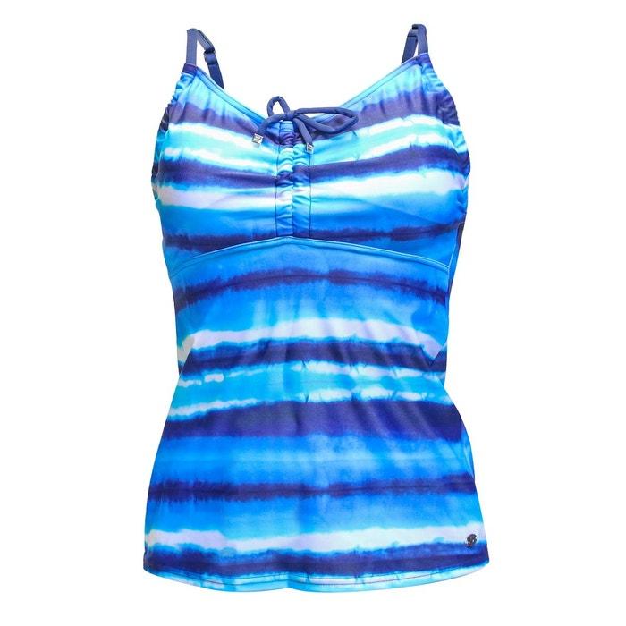 89e4d74566 Haut De Tankini Et PlayaLa Maillot Ocean Redoute Bain Sun Bleu pUzMVqS