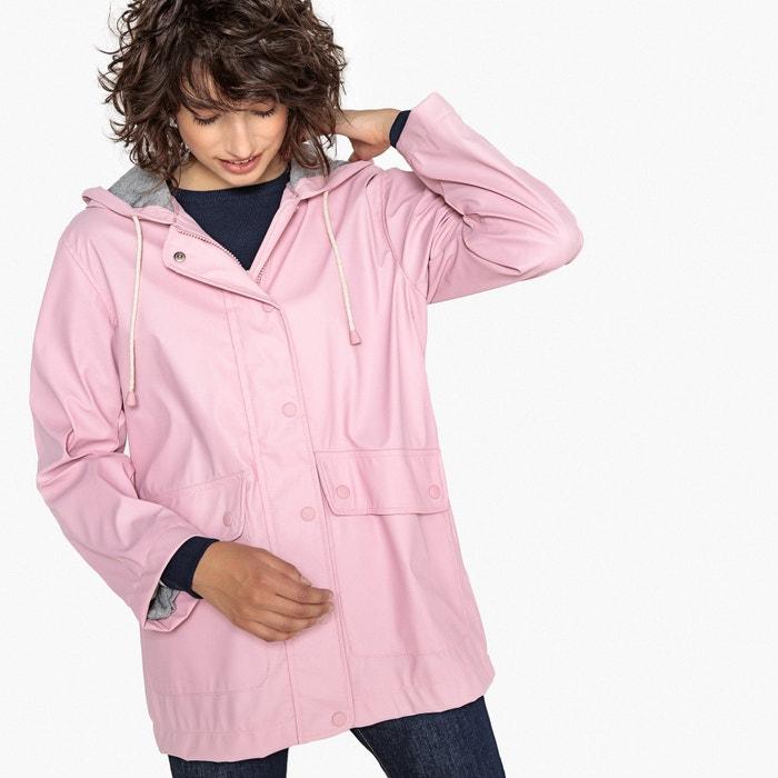 Hooded Raincoat  La Redoute Collections image 0