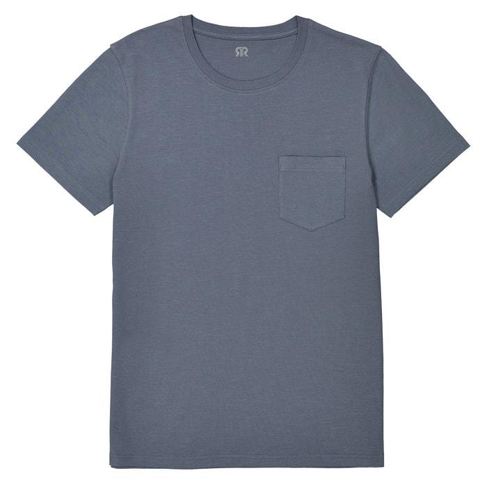 Oeko Tex Crew Neck T-Shirt  La Redoute Collections image 0